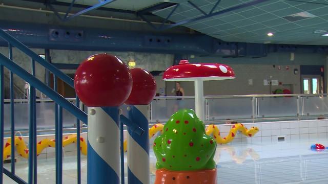 Zwembad De Peppel : Innovaties zwembad de peppel bekroond met prijs ede stad